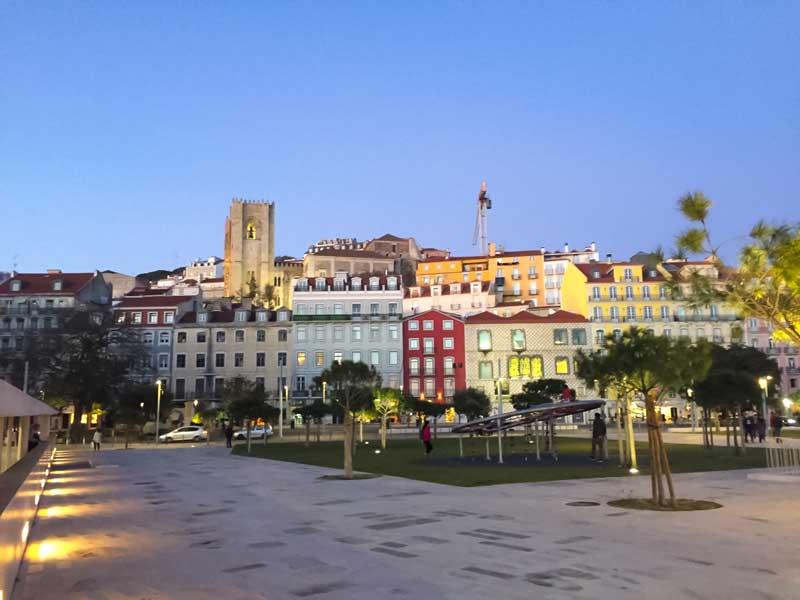 Lisbon - Wander around Alfama