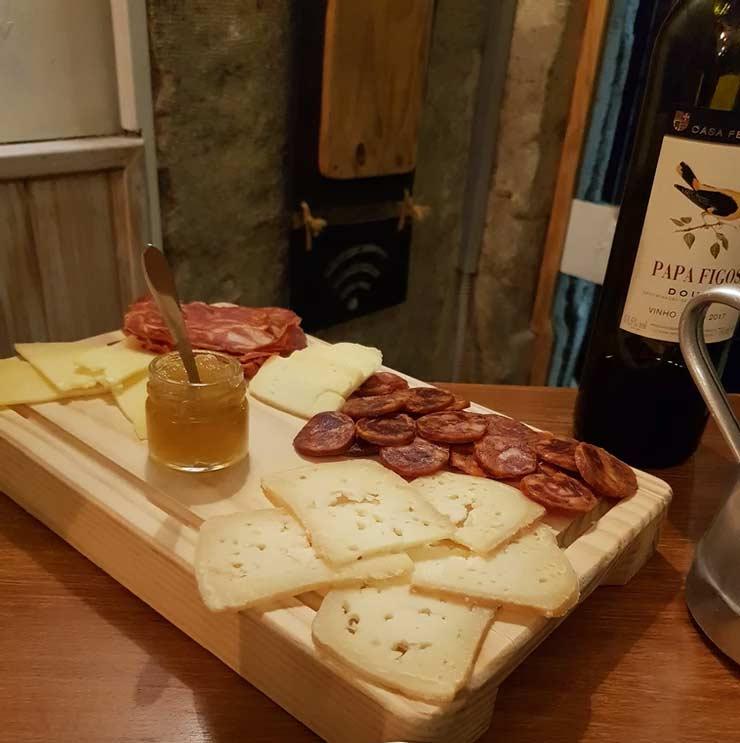Cheese board, Lisbon