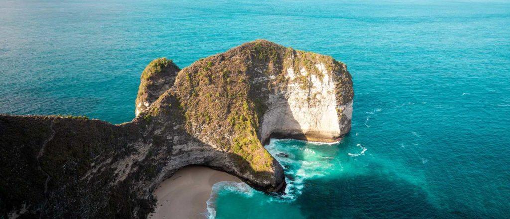 The famous T Rex – Kelingking Beach, Nusa Penida