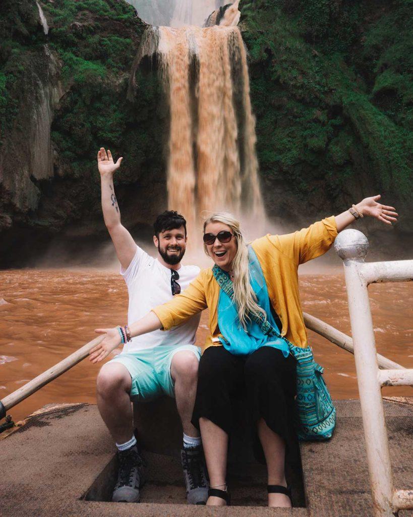InWanderment - Ouzoud Falls in Morocco