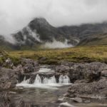 The Fairy Pools on the Isle of Skye