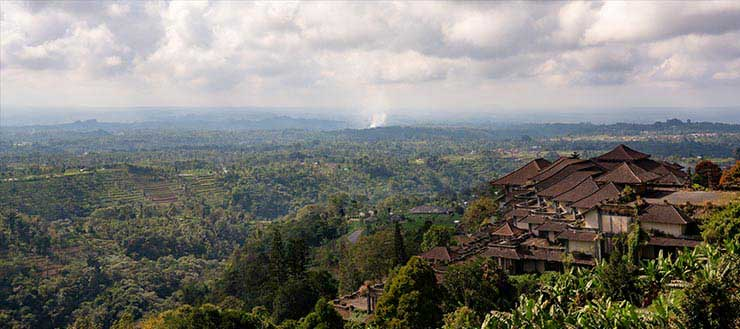 Views from Munduk - Bali