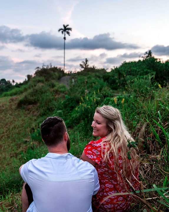 InWanderment - Campuhan ridge at sunset, Ubud, Bali