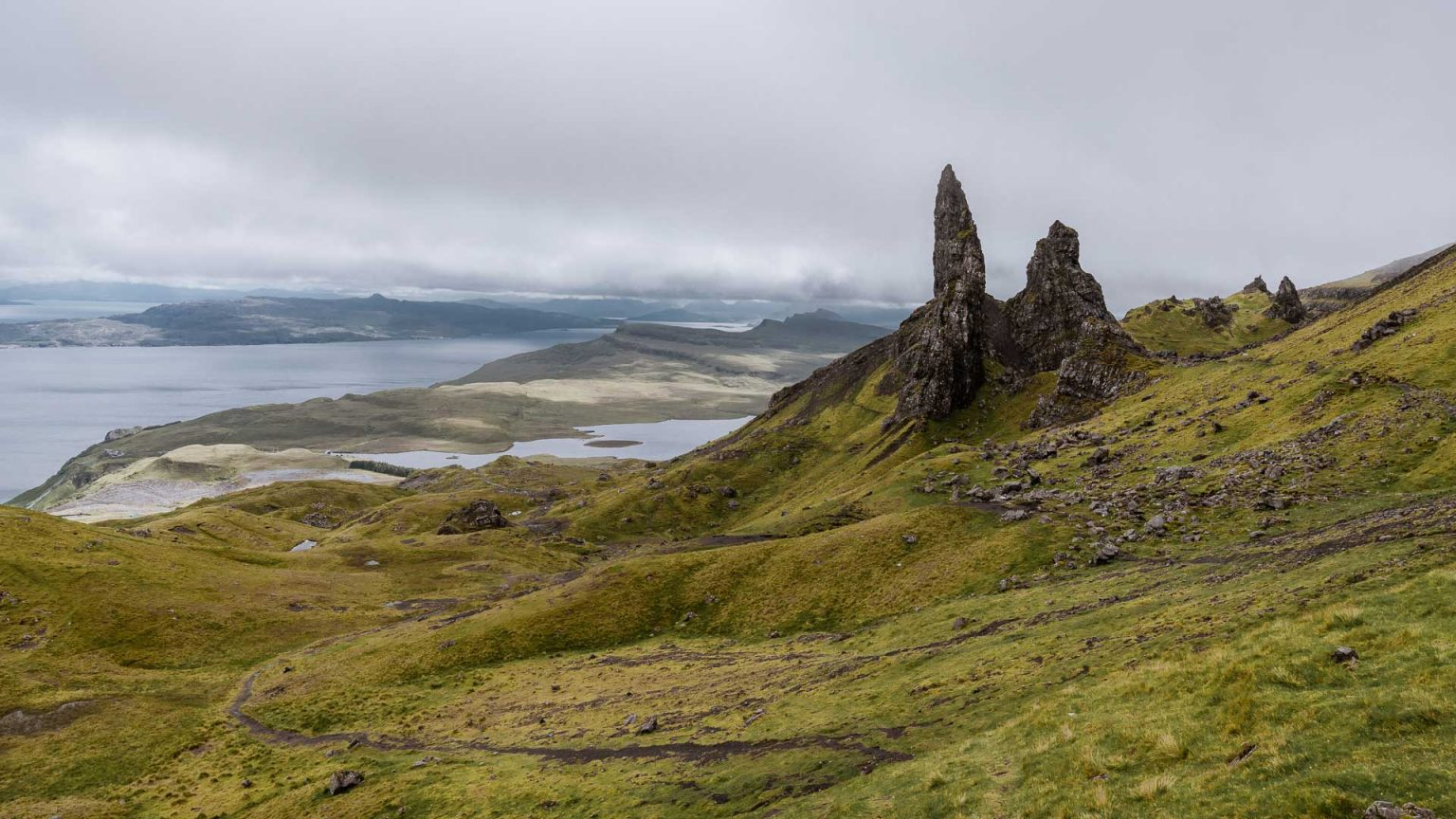 The Old Man of Storr - The Isle of Skye, Scotland