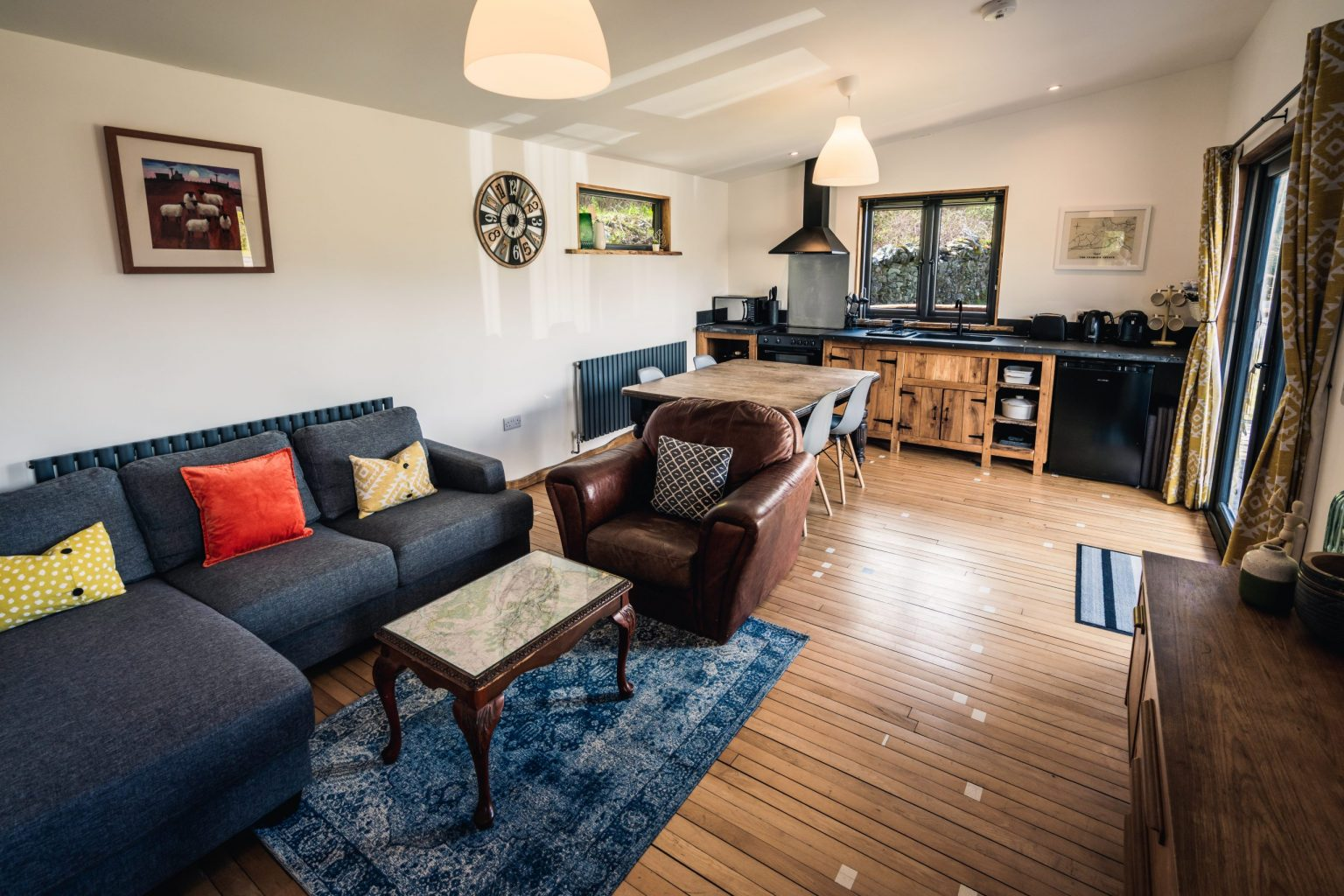 Ty Coed, Coed Cabins - North Wales