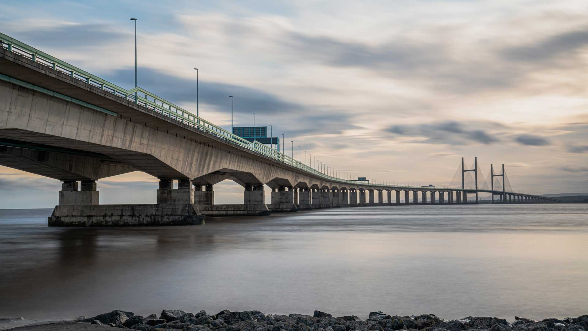 The Second Severn Crossing officially renamed The Prince of Wales Bridge
